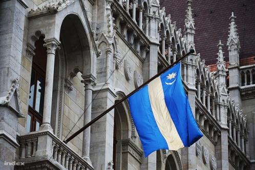 szekler vlag