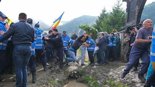 roemeense hooligans