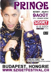 Prince Sziget_Festival_2011